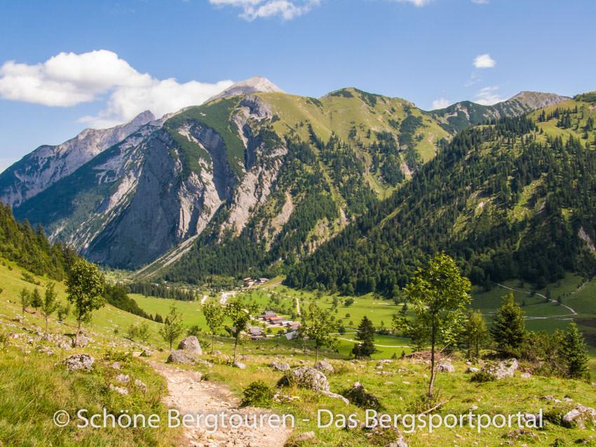 Karwendelgebirge - Grosser Ahornboden