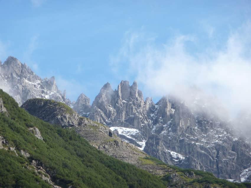 Bergauf-Bergab - Dremelspitze