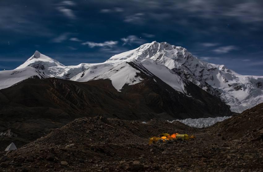 BergaufBergab - Shisha Pangma