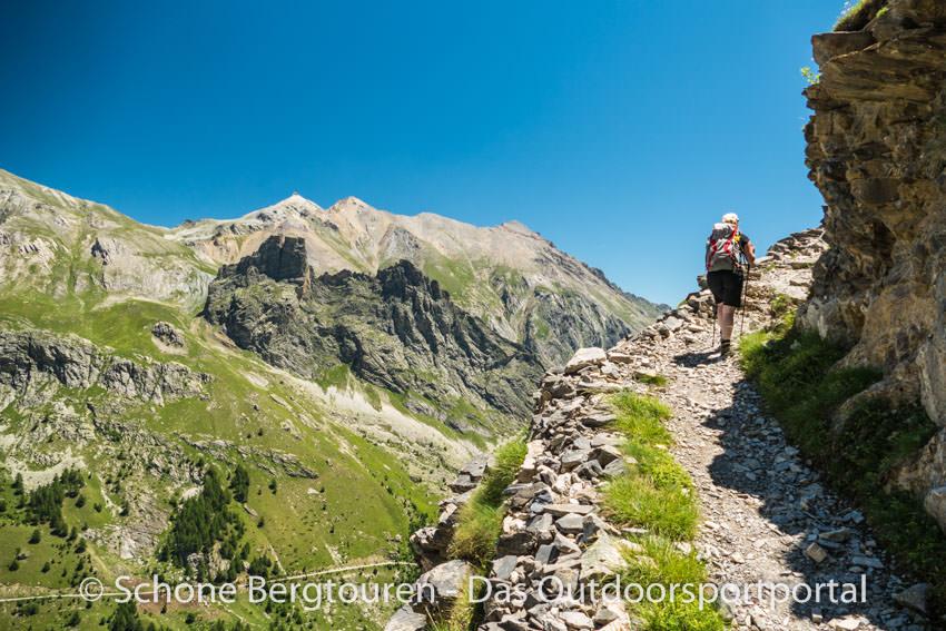Piemont - Wandern im Valle Maira