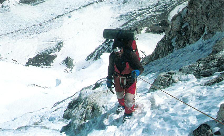 BergaufBergab - Sichel-Couloir