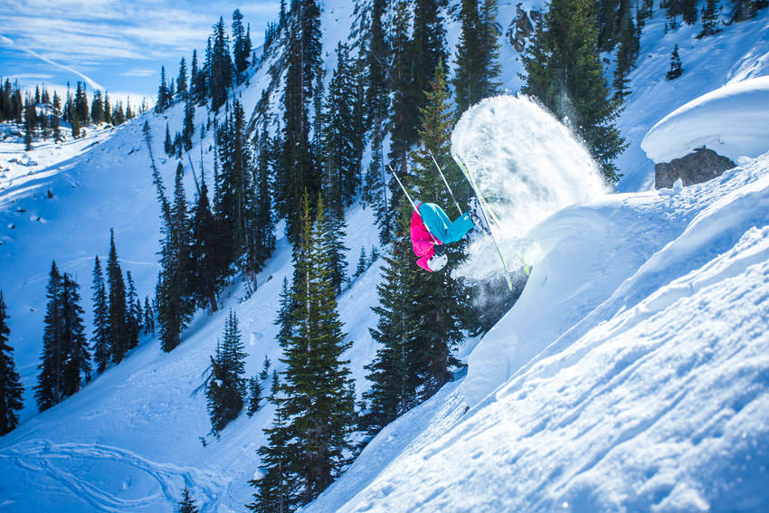 Warren Miller - Crested Butte
