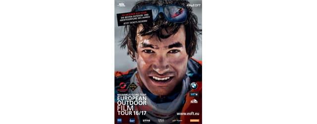 European Outdoor Film Tour 16/17 – Trailer, Termine, Programm, Infos… Ab dem 07. Oktober 2016 ist die European Outdoor Film Tour (E.O.F.T.) wieder unterwegs. Bereits zum 16. Mal zeigt das […]