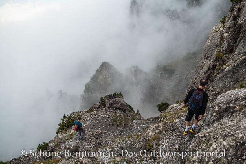 Fuerstentum Liechtenstein - Mystischer Nebel
