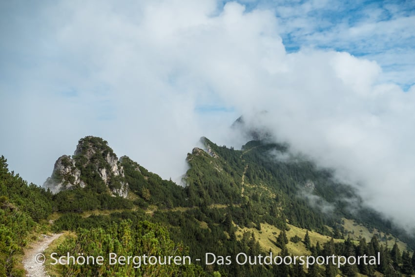 Fuerstentum Liechtenstein - Gafleisattel