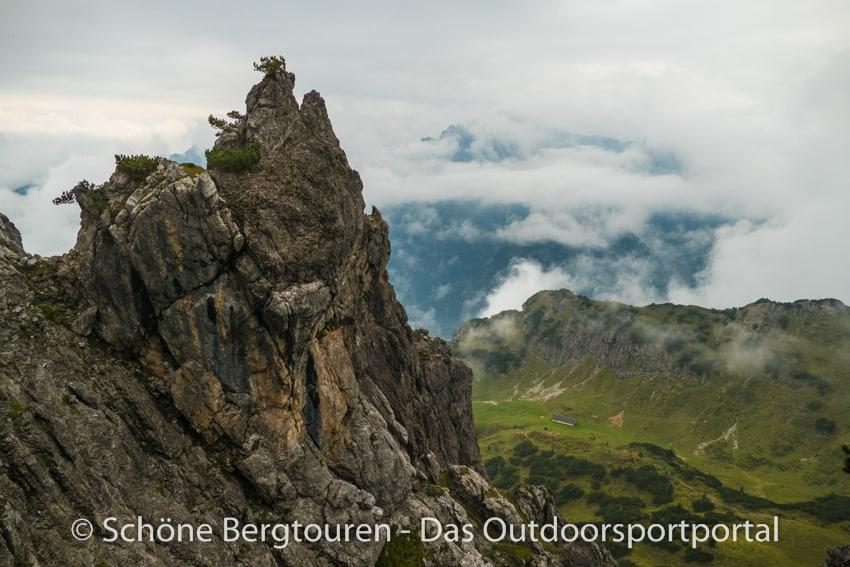 Fuerstentum Liechtenstein - Drei-Schwestern-Weg