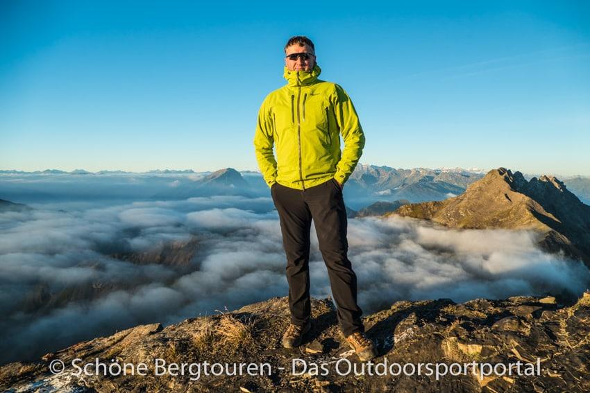 Fuerstentum Liechtenstein - Auf dem Gipfel des Naafkopfes