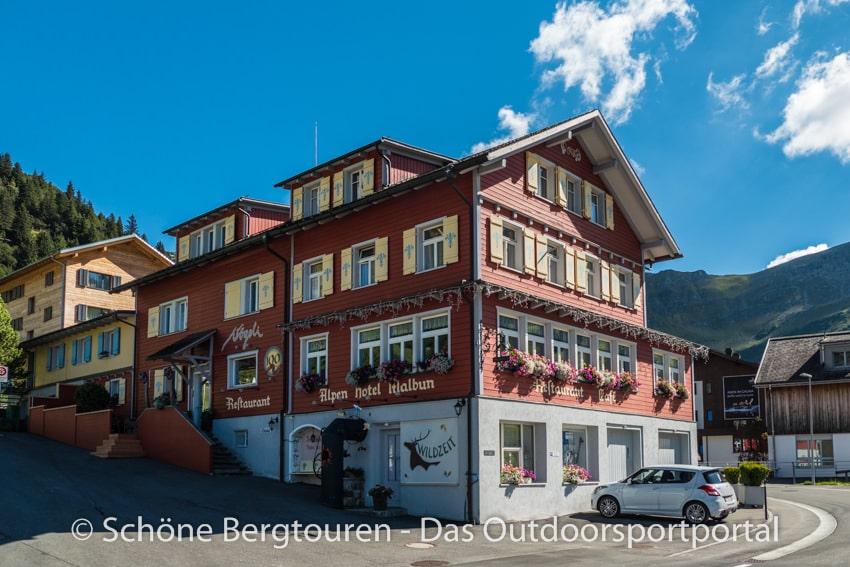 Fuerstentum Liechtenstein - Alpenhotel Malbun
