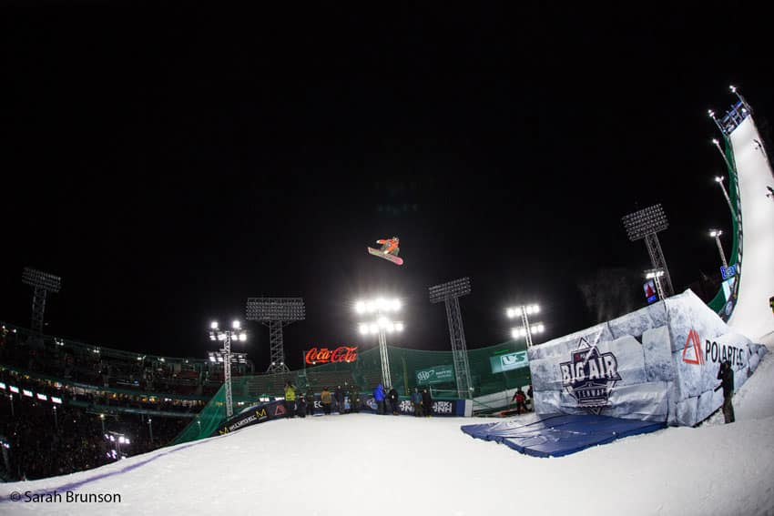 Warren Miller - Boston Fenway Park