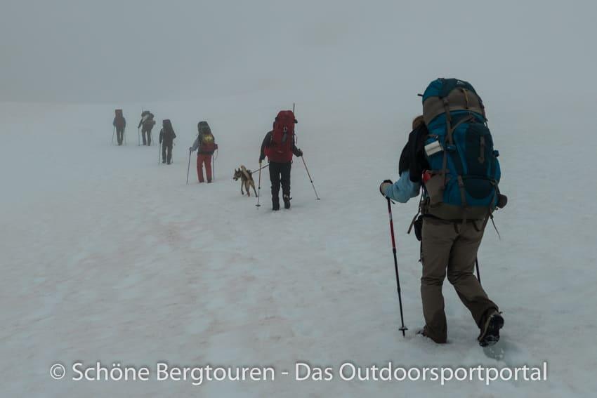 Spitzbergen - Longyearbreen