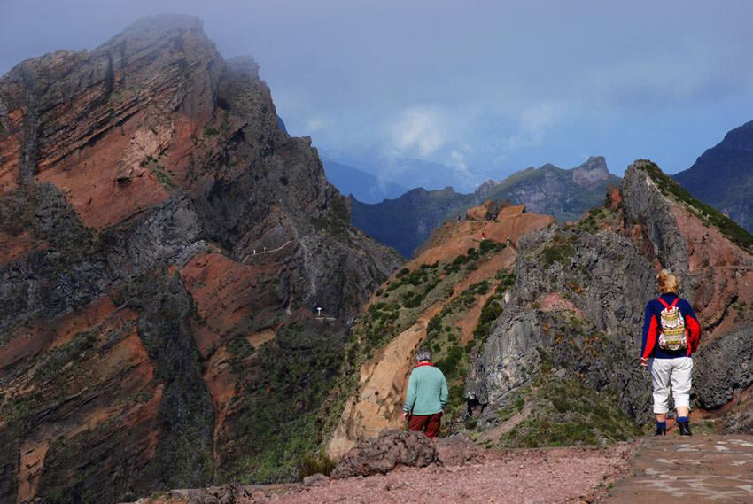 Wikinger Reisen - Auf zum Pico Ruivo