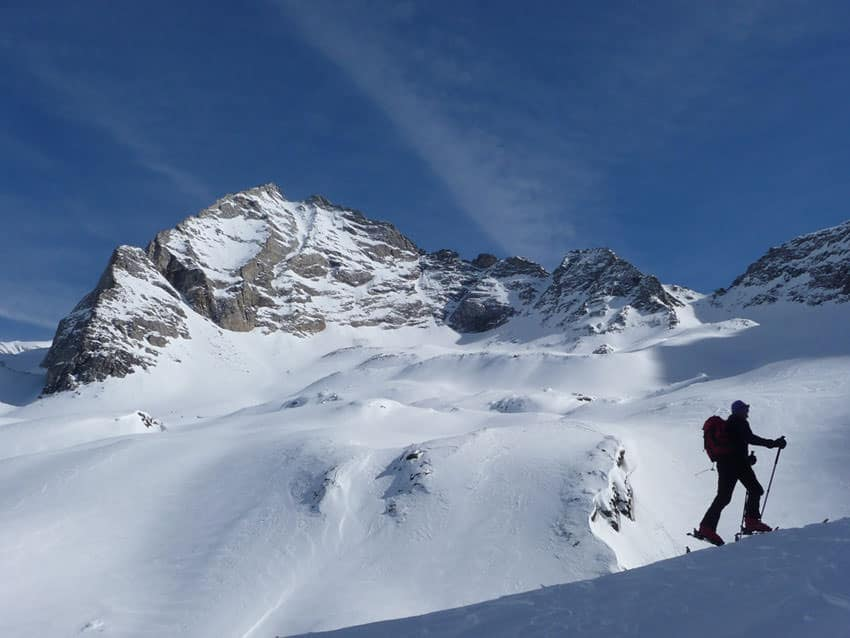 BergaufBergab - Aufstieg unterm Fussstein