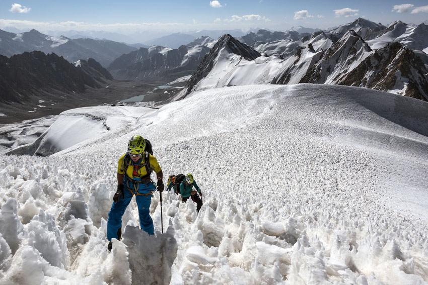 BergaufBergab - Frauen-Expeditionskader des DAV
