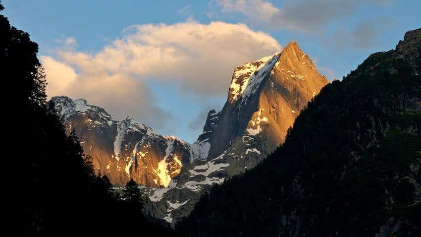 Bergwelten - Piz Badile