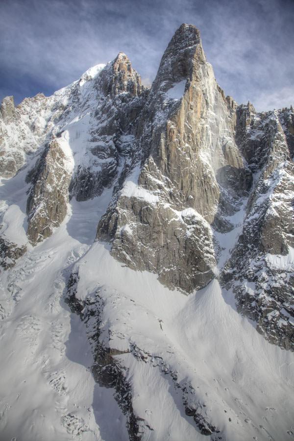 Bergwelten - Petite Aiguille du Dru