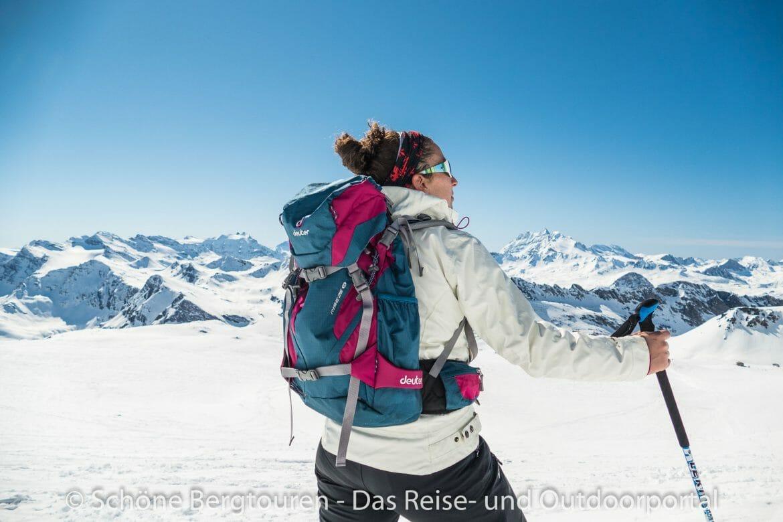 Deuter Rise 26 SL Skitourenrucksack