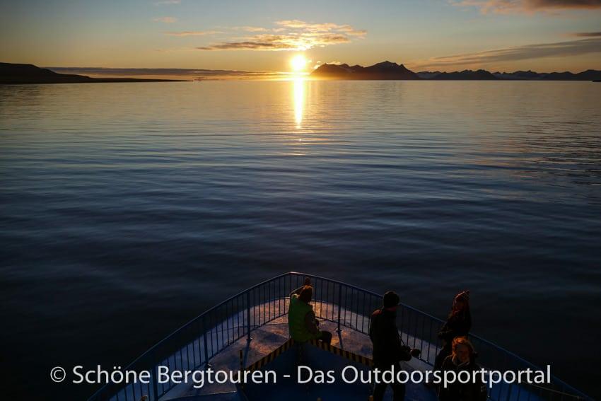 Spitzbergen - Groenfjord