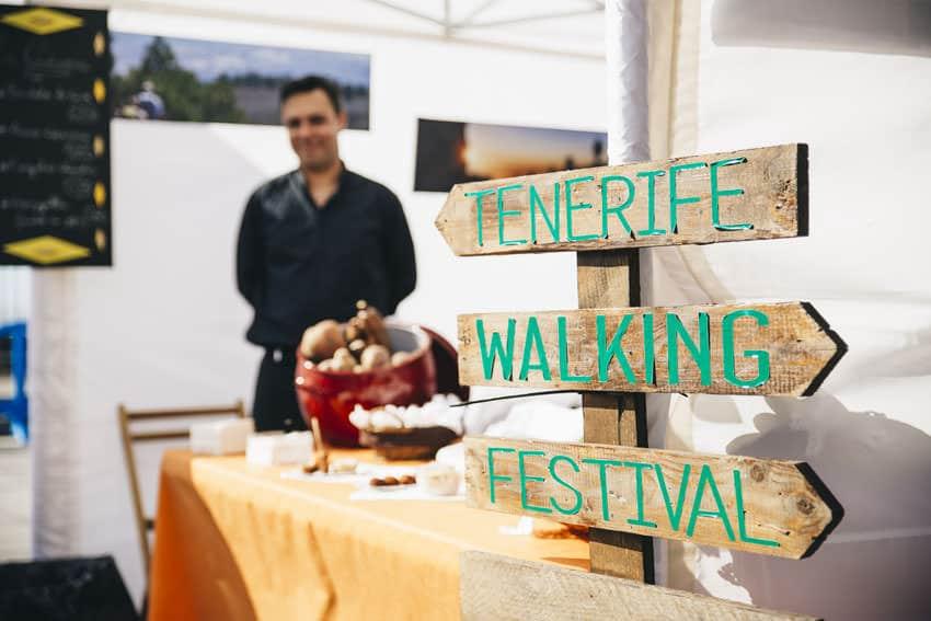 Tenerife Walking Festival - Wegweiser