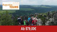 Wanderangebot – Auf dem Malerweg in der SächsischenSchweiz wandern… _______________________________________________ Angebotsbeschreibung/Leistungen: Heutzutage als malerische Kulisse für Märchen- und andere Filme bekannt, gilt die Sächsische Schweiz schon seit Jahrhunderten als beeindruckende […]