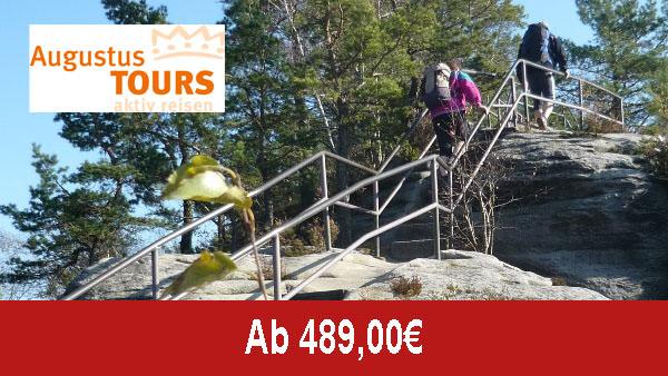 AugustusTours - Rundwanderweg Elbsandsteingebirge