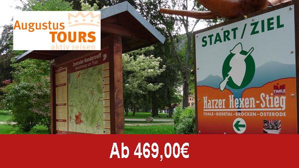 AugustusTours - Wernigerode-Quedlinburg