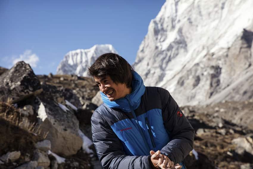 Bergwelten - David Lama