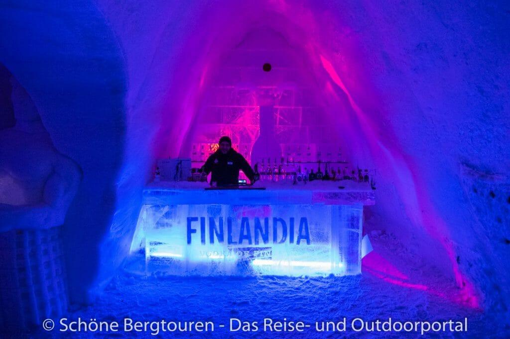 Lainio SnowVillage - Eisbar