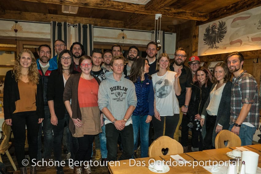 Story Base Crew 2017 - Gruppenfoto
