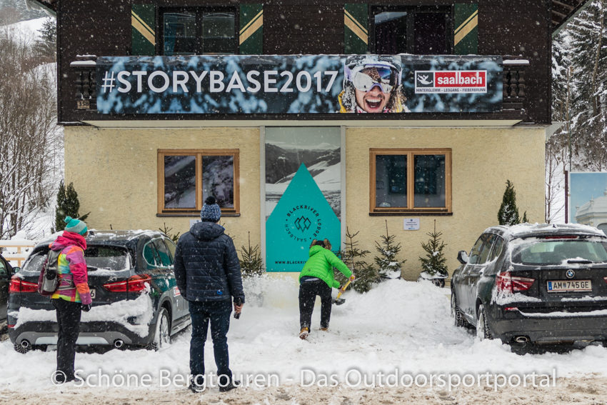Story Base 2017 - Blackriver Lodge Saalbach