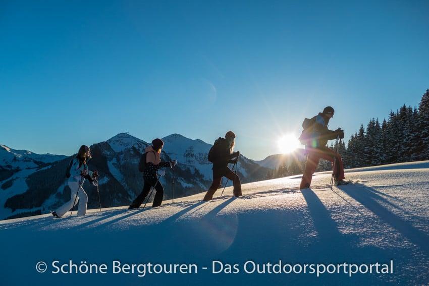 Story Base 2017 - Schneeschuhwandern