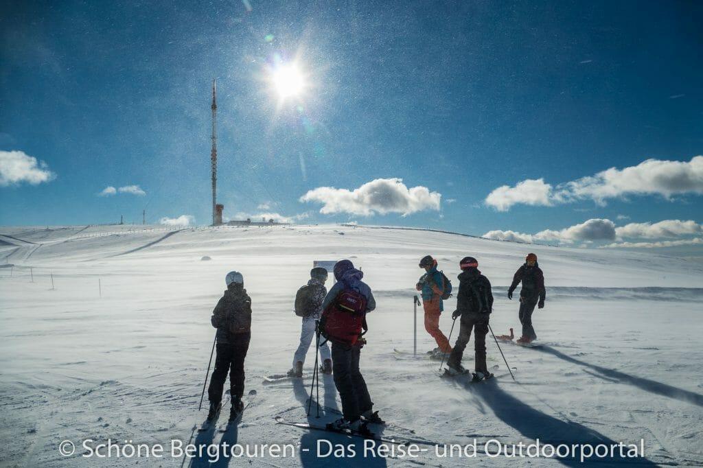 Skigebiet Ylläs - Skifahren