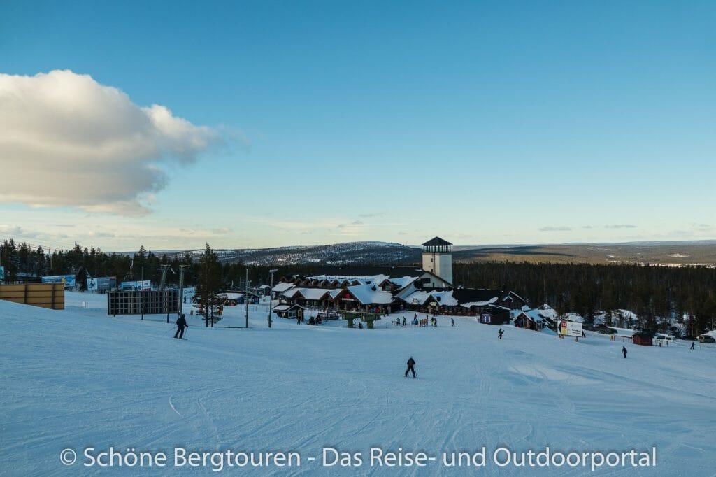 Skigebiet Ylläs - Ylläs Ski Resort