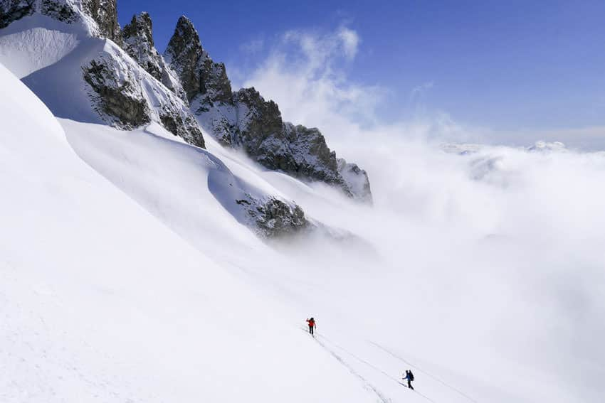 BergaufBergab - Dauphine Alpen