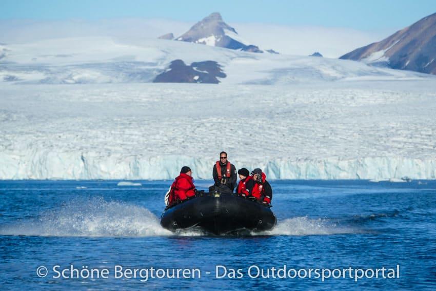 Spitzbergen - Paierlgletscher