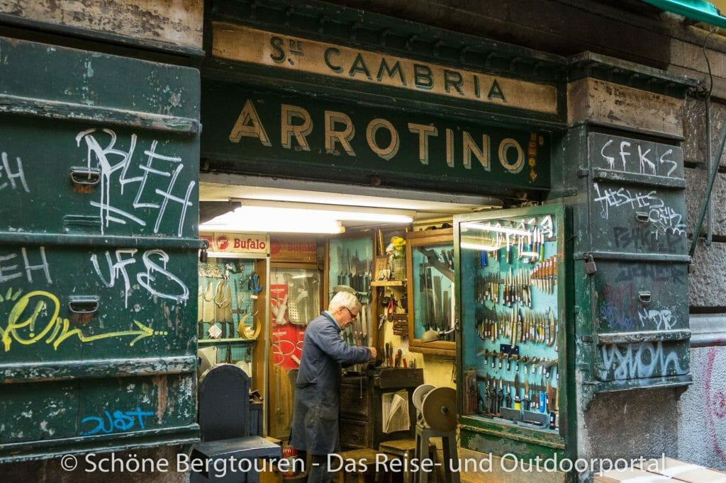 Palermo - Handwerkershop