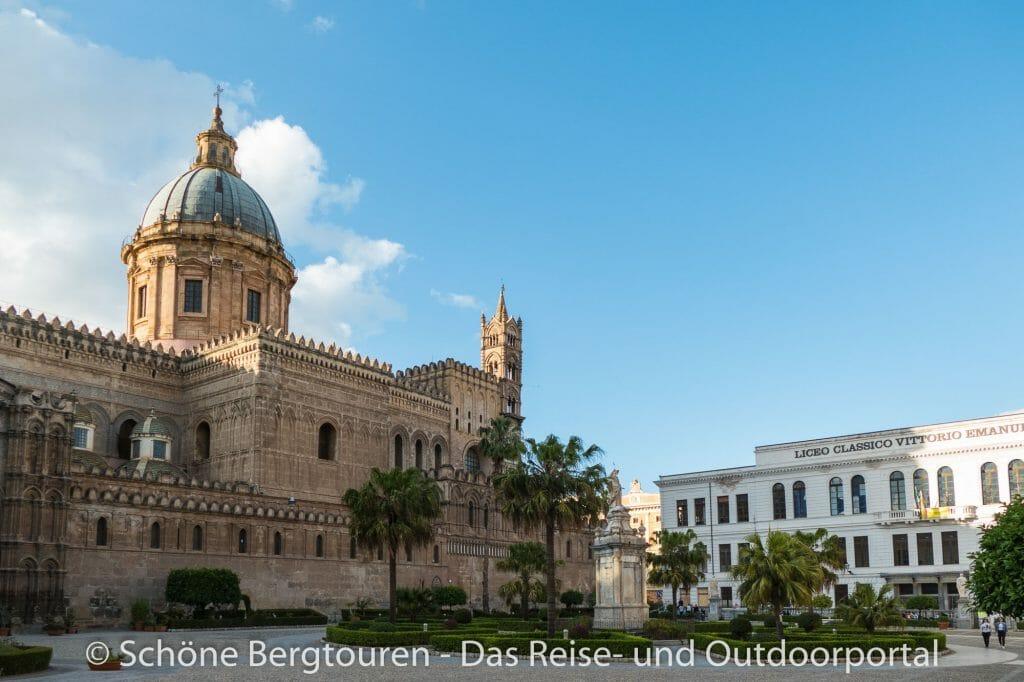 Palermo - Kathedrale Maria Santissima Assunta