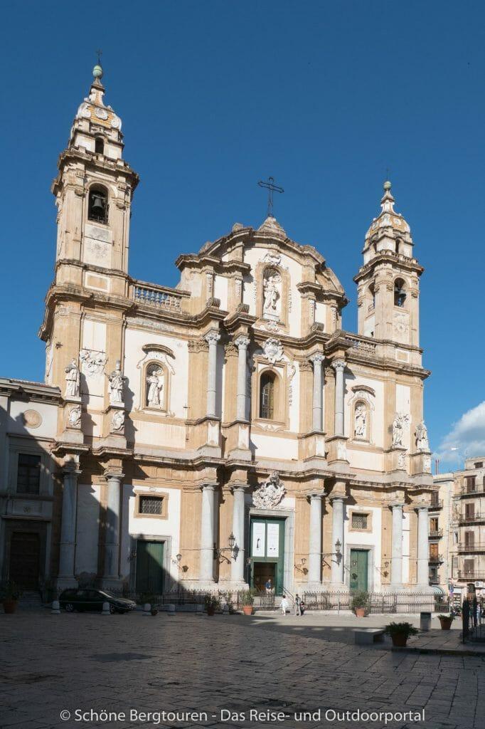 Palermo - Kirche San Domenico