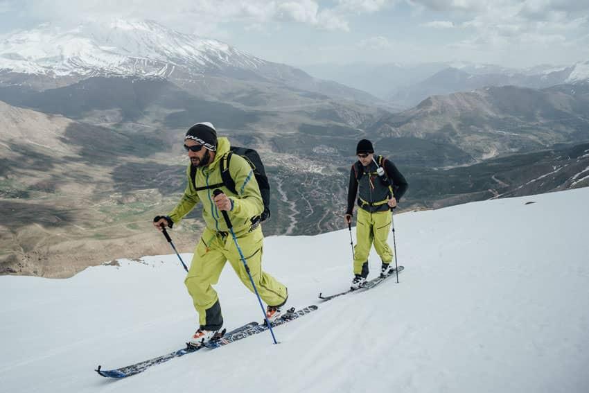 BergaufBergab - Persien