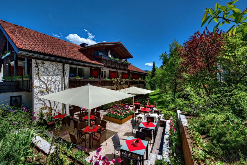 Hotel Diana - Aussenansicht