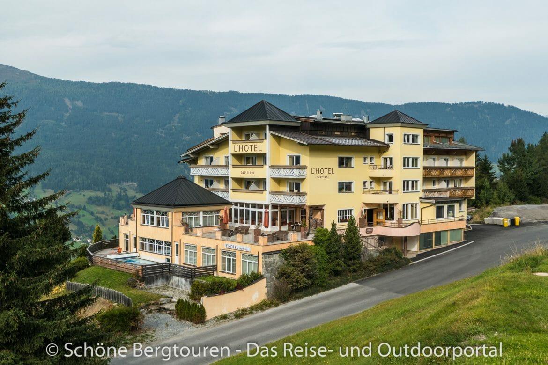 L Hotel 360 Tirol - Aussenansicht