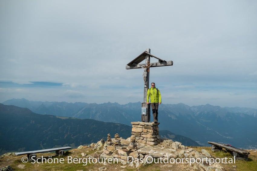 L Hotel 360 Tirol - Gipfelkreuz des Sechszeiger