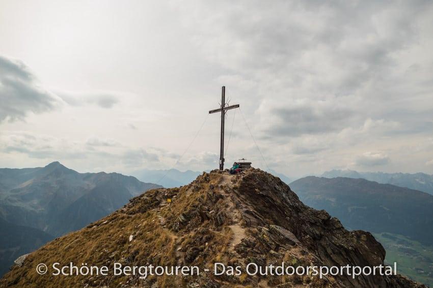L Hotel 360 Tirol - Gipfelkreuz des Hochzeiger