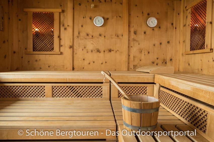 L Hotel 360 Tirol - Zirbenstube-Sauna