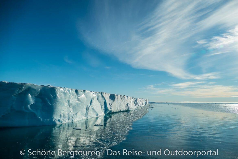 Spitzbergen - Austfonna Gletscher