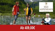 Das Alpenhaus Gasteinertal– Alpenhaus WandernPauschale 2017… _______________________________________________ Angebotsbeschreibung/Leistungen: 4 Übernachtungen im Doppelzimmer inklusive Halbpension sowie Wanderung inklusive Verpflegung mit unserem Freizeit-Coach Joe Angebotspreis: – ab 409,00 Euro (pro Person/Aufenthalt). Übernachtungen: […]