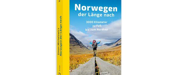 Buchtipp: Norwegen der Länge nach – 3000 Kilometer zu Fuß bis zum Nordkap… Zwei Jahre ist es schon her seitdem das Buch unseres Freundes Simon Michalowicz erschien. Nun geht es […]