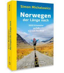 Norwegen der Laenge nach - Buchcover
