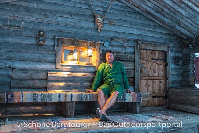 Levi in Lappland - Sammun-Tupa