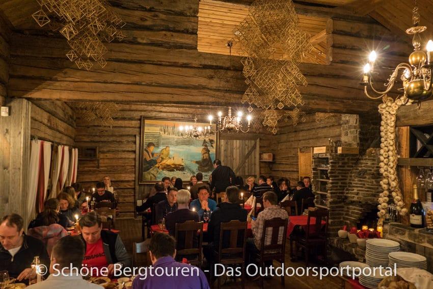 Levi in Lappland - Restaurant Pihvipirtti