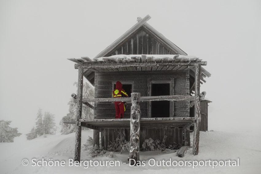 Levi in Lappland - Weihnachtsmann Haus